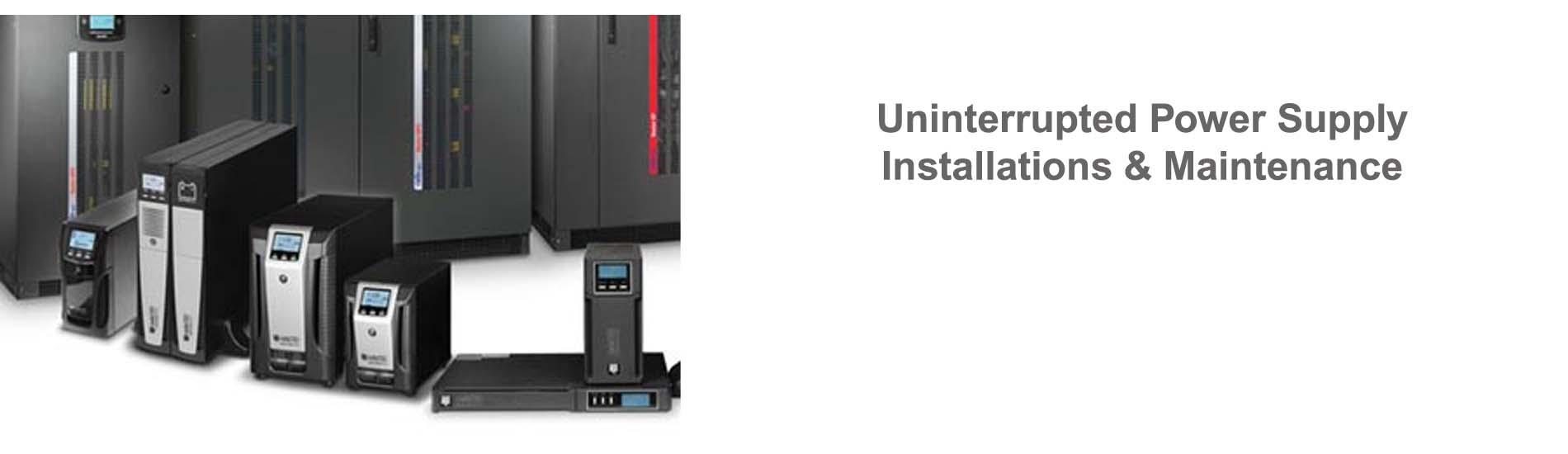 UPS Installations